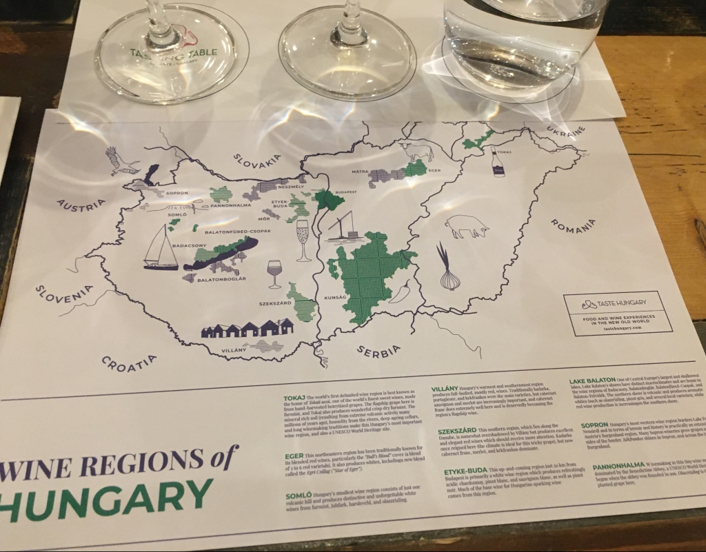 Wine Regions of Hungary
